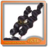 Cabelo do Malaysian do pacote do cabelo humano de 100%