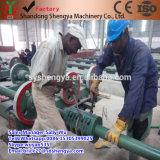 Máquinas hechas girar de poste del concreto pretensado, poste eléctrico concreto que hace a surtidor de la máquina