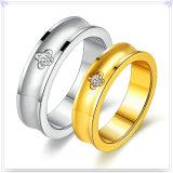 De Ring van de Vinger van de Toebehoren van de Manier van de Juwelen van het roestvrij staal (SR731)