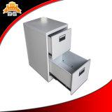 Meuble d'archivage initial en métal de tiroir du coût bas 2 de modèle de qualité superbe