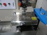 Máquina de enchimento plástica inoxidável do saco da máquina de empacotamento do descanso da tubulação da tubulação de aço