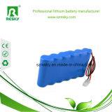 bloco da bateria de lítio de 18.5V 2600mAh para a vassoura