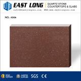 Pedra por atacado de quartzo para as bancadas/projetadas/partes superiores da vaidade/painel de parede