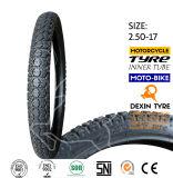 O esporte do pneumático da motocicleta do velomotor cansa 2.50-17