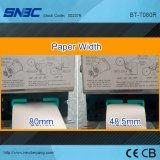(BT-T080R) quiosque de série do USB do carregamento de papel do cortador do automóvel de 80mm impressora térmica do recibo do auto