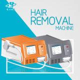 A melhor máquina da remoção do cabelo do laser do diodo do sistema refrigerando 808nm
