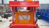Machine à formater des rouleaux de gouttière à l'eau en acier couleur