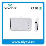 Batería portable 11000mAh con Ce, RoHS de la potencia de la alta capacidad