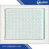 3/4/5 / 6mm Clear Colored Tempered Figured Pattern Glass