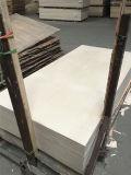 Madeira compensada laminada classe do vidoeiro C2 branco para a mobília