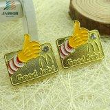 Pin Custom Designed del risvolto di marchio del metallo per il grande job