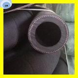 Boyau en caoutchouc flexible hydraulique de sablage de 5/8 pouce à 4 pouces