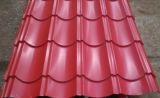 Azulejo esmaltado acero para la azotea y la pared