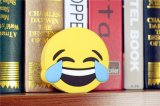 2600mAh Emoji Karikatur-Ausdruck-Stromversorgung Siliocone Energien-Bank
