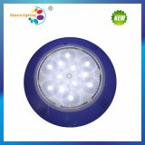 Indicatore luminoso subacqueo approvato della piscina di RoHS IP68 LED del CE