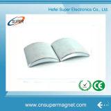 De aangepaste Magneet van het Segment van de Boog van het Neodymium van China