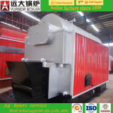 Output sufficiente Wood Pellet Fired Steam Boiler, 2ton Steam Boiler