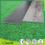 Plancia usata interna del vinile del PVC di scatto di Unilin di colore di legno ecologico