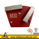콘크리트를 위한 다이아몬드 열장장부촉 자물쇠 시스템 가는 격판덮개