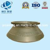 Высокая часть машинного оборудования части дробилки Bowl/конической дробилки крома/минирование