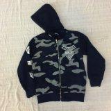 Печать Hoodies армии мальчика в одеждах Sq-6453 малышей