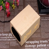 Mini altavoz portátil Bluetooth altavoz inalámbrico V4.0 Altavoz portátil de madera Bluetooth