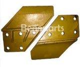 l'excavatrice 61e3-3033 partie le remplacement au sol de coupeur de côté d'outil de dent de position