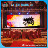 Visualizzazione di LED dell'interno locativa di colore completo P3.91 per la sala riunioni