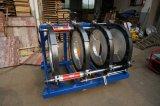50mm/200mmの油圧プラスチック管の油圧バット融接機械