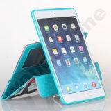 iPadのための多機能のLeather Case
