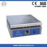 Plaque chauffante avec écran LCD Type numérique Ce certificat