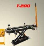 Mini banc de voiture de machine d'armature de réparation automatique de corps (T-200)
