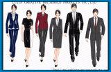 De Uniformen van de Verzorging van de douane/de Kleren van het Werk/de Uniformen van het Hotel
