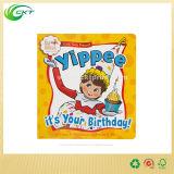 CMYK personalizado o Pantone impresión a color Tapa dura Libros para niños con costura de unión (CKT-BK-006)