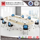 Соберите подвижной 0Nисполнительный стол таблицы конференции складывая от встречи (NS-CF006)