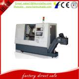 Ck63L 대만 포탑 CNC 기우는 침대 자동 선반 공작 기계