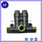 Válvula do separador de petróleo para o sistema de lubrificação centralizado