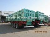 Di carbone di trasporto rimorchio semi fatto in Cina