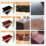 листы переклейки твёрдой древесины 12mm 15mm 18mm красные черные Brown
