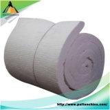 処理し難い絶縁体のセラミックファイバ毛布