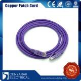 cabo de correção de programa flexível dos 10m UTP CAT6