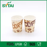 Togliere il documento della tazza di caffè riciclano i contenitori