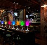 Nueva luz romántica de múltiples funciones diseñada de la noche de la taza del LED para la barra/el café/el partido