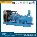 Комплект генератора двигателя 10V1600g10f Mtu 450kVA водяного охлаждения Water-Cooled тепловозный