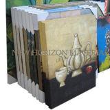 Peinture à l'huile à jet d'encre avec peintures à l'huile