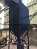 Colector de polvo para corte de metales de la extracción del humo