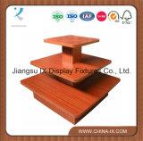 Подгонянная расположенный ярусами деревянным прокатанная меламином таблица индикации 3