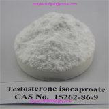 ISO adulta 15262-86-9 de la prueba del esteroide anabólico del crecimiento del músculo de Isocaproate de la testosterona