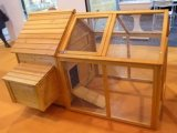 Het super Huis van de Kip van de Kippenren van de Kip (pcch-011)