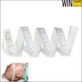 Measuring Baby Head를 위한 Tyvek Disposable Medical Paper Tape Measure